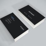 Corporate Business Card – Freebie PSD Template