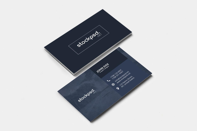 Elegant dark business card freebie psd stockpsd free psd elegant dark business card freebie psd colourmoves Choice Image