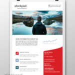 Corporate Business – Free PSD Flyer