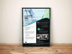 Health & Medical – Freebie PSD Flyer