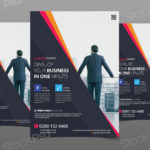 Business Flyer Vol.3 - Free PSD Flyer