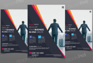 Business Flyer Vol.3 – Free PSD Flyer