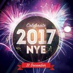 10 Free New Years Eve 2017 PSD Flyer Templates