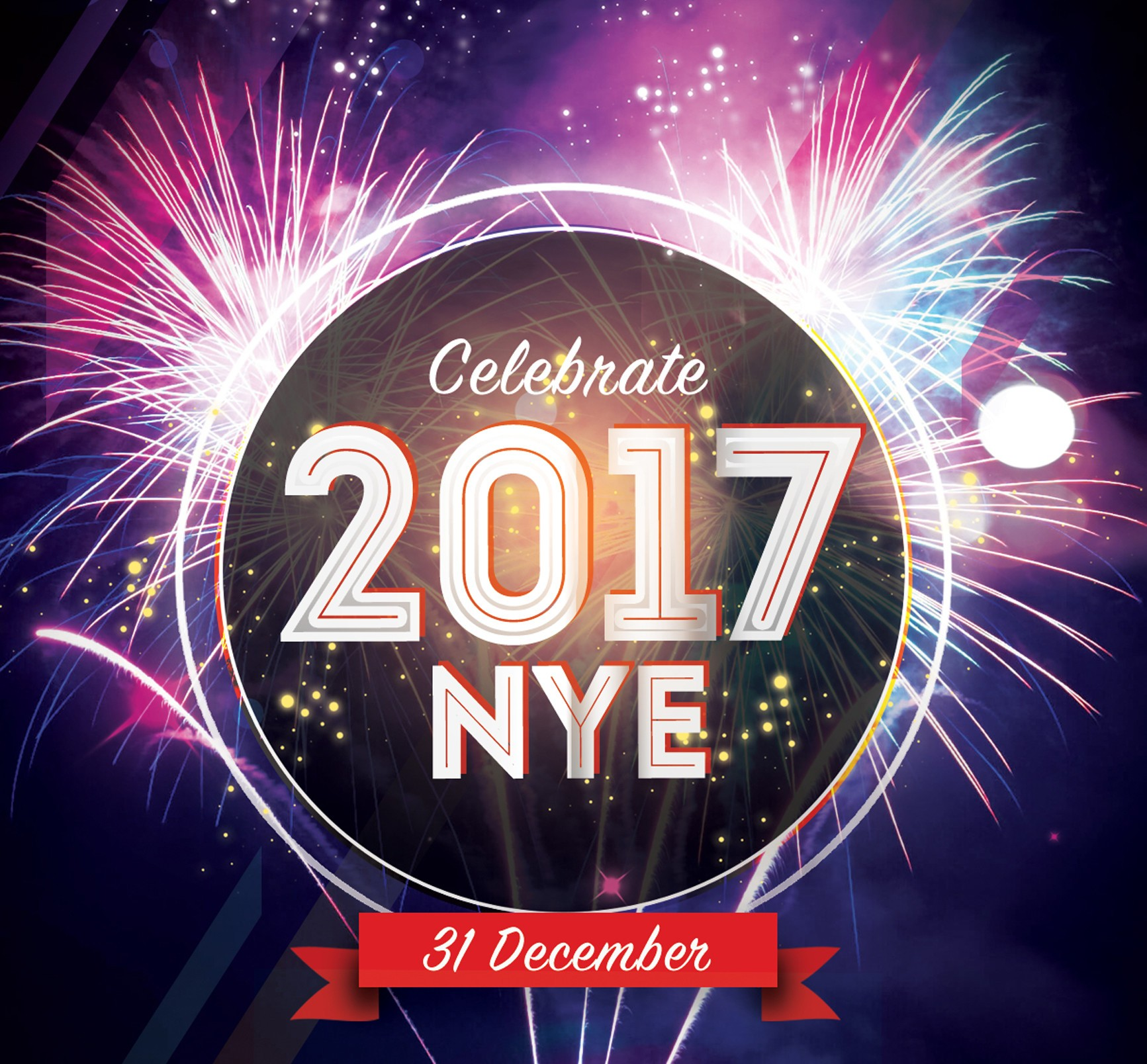 10 free new years eve 2017 psd flyer templates stockpsd