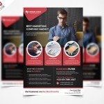 Corporate Business – FREE PSD Flyer Template