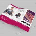 Business Corporate - Free TriFold Brochure PSD Template