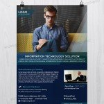 Business Flyer Vol.4 - Download Free PSD Flyer Template