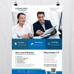 Corporate Flyer Template - Download Free PSD Flyers
