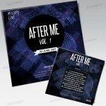 After Me - Free PSD Mixtape / Album Artwork Cover