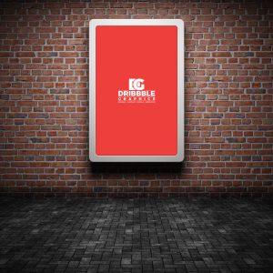 Billboard Free Mock-Up (PSD)