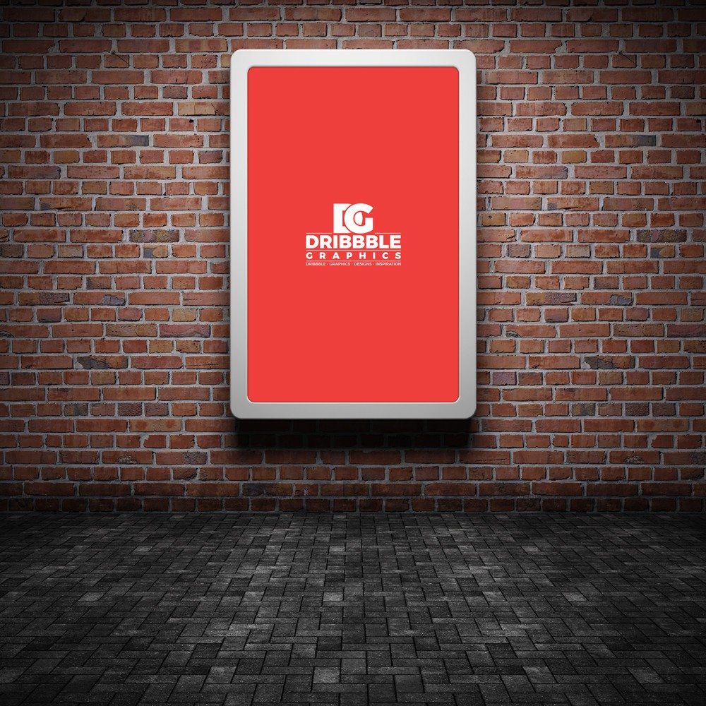 Billboard Free PSD Mock-up – Download for Free