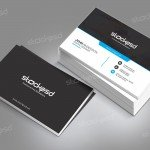 Clean Business Card - Download Freebie PSD Template