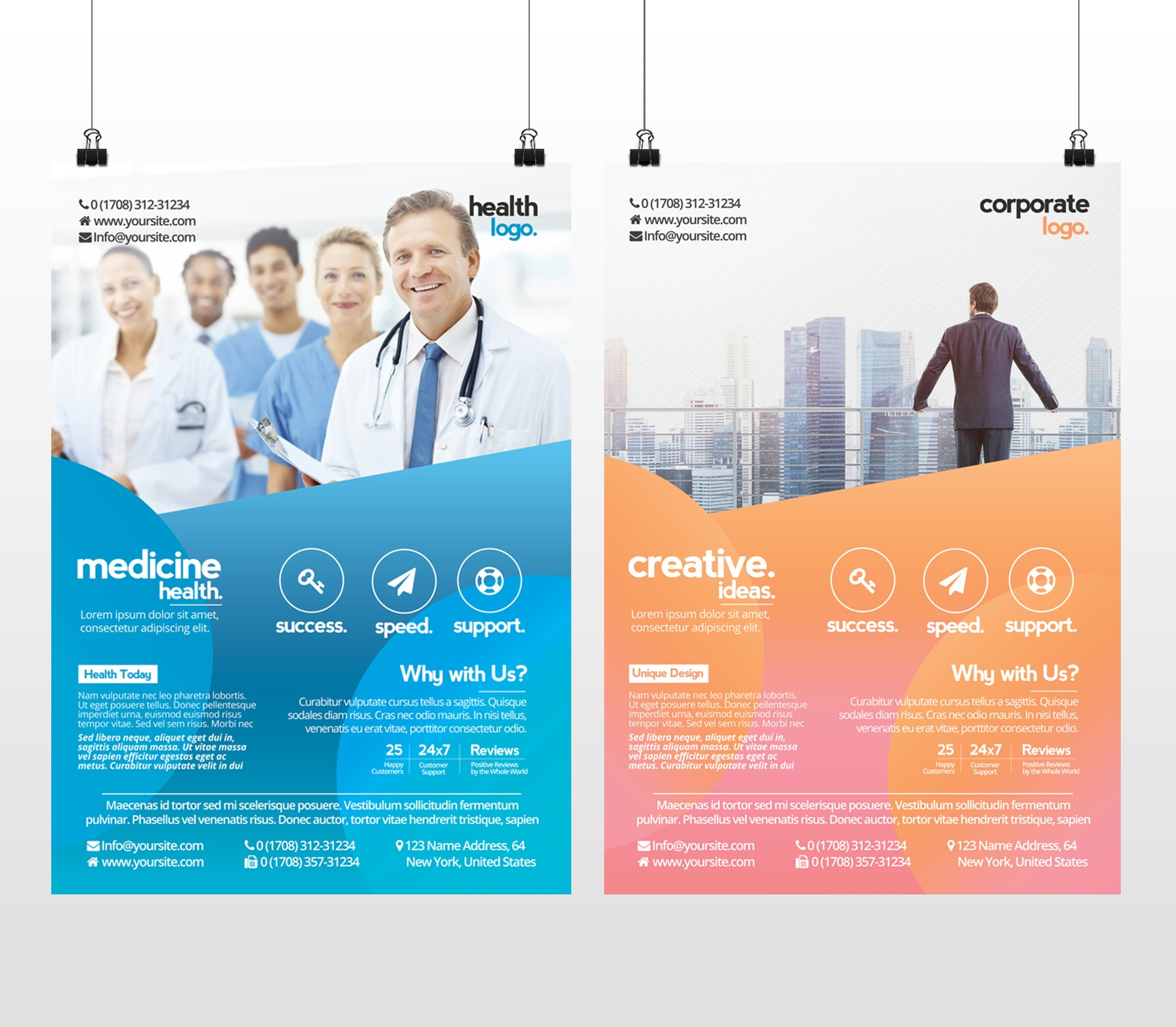 business and medicine health psd flyer template to creative business and medicine health are psd flyer template to
