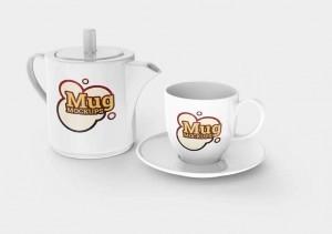 Free PSD Various Mug Mockup Templates Download