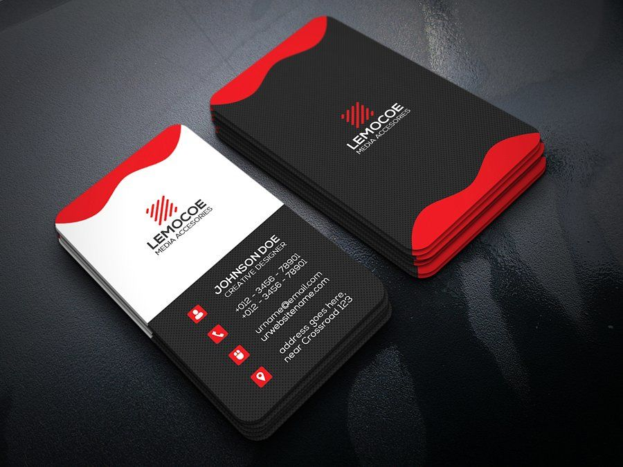 Psd business card archives stockpsd free psd flyers multipurpose business card psd template colourmoves Images