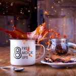 Bundle of Coffee Cup - Download Free PSD Mockups