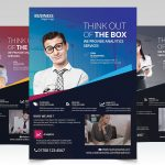 Business and Corporate – PSD Flyer Template