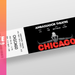 Ticket Mockup - Download Freebie PSD Mockups
