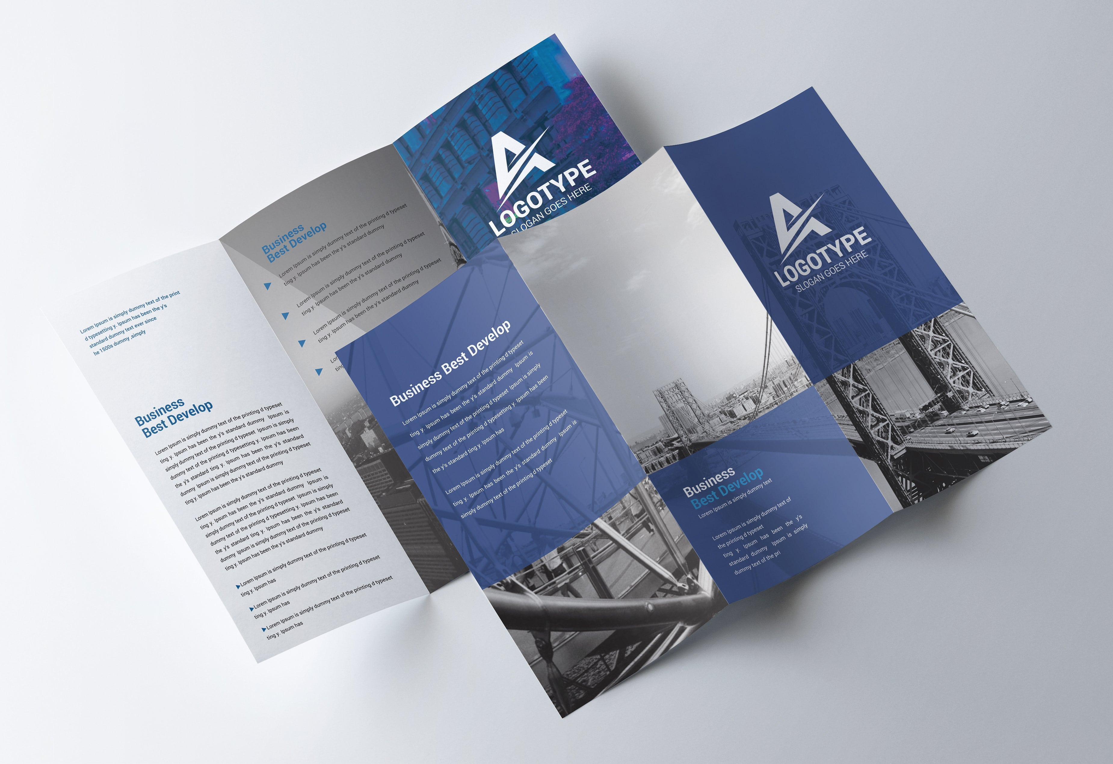 Free PSD Brochures