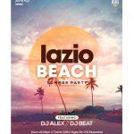 Lazio Beach – Freebie Summer PSD Flyer Template