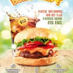 Burger Time - Download Free Flyer and Poster