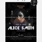 Special Guest DJ – Free PSD Flyer