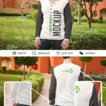 V-neck Sweater – Free PSD Mockup
