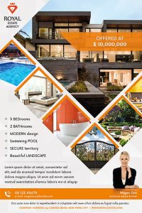 Real Estate – Download Free PSD Template
