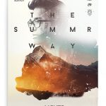 Summer Way - Download Free PSD Flyer Template