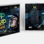 Hip Hop Mixtape - Free PSD Template