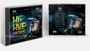 Hip Hop Mixtape – Free PSD Template