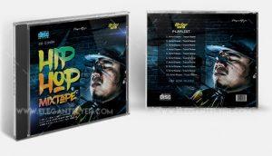 Hip Hop Mixtape – Free PSD Template