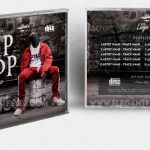 Hip Hop Mixtape#2 - Free PSD Template