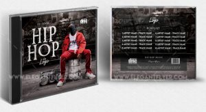 Hip Hop Mixtape#2 – Free PSD Template