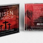 Risen Church – Free PSD Template