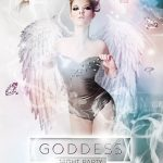 Goddess Night Free PSD Flyer