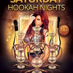 Hookah Nights Free PSD Flyer Template