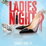 Ladies Night Flyer - Free PSD Flyer