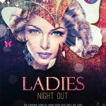 Ladies Party Free PSD Flyer
