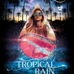 Tropical Rain Free PSD Flyer Template