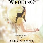 Wedding Day - Free PSD Flyer Template