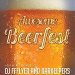 Awesome Beerfest – Free PSD Flyer