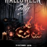 Halloween Event – PSD Flyer Template