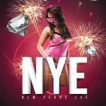 New Years Eve Club - Free PSD Flyer Template