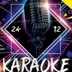 Karaoke Party – Free PSD Flyer