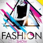 Fashion Show – Free PSD Flyer
