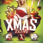 Xmas Bash - Download Free PSD Flyer Template