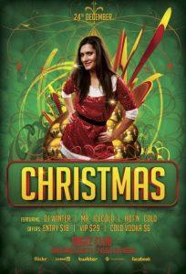 Christmas Bash – Free PSD Flyer Template