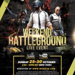 PUBG Tournament – Free PSD Flyer Template