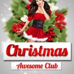Amazing Christmas Free PSD Flyer Template